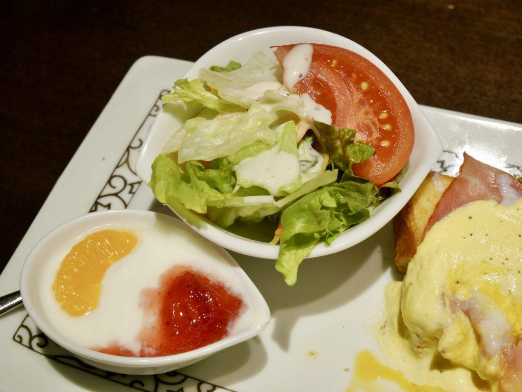 元町珈琲サラダ