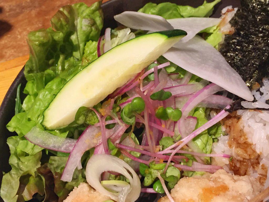 ケラケラケイヴ のり弁野菜