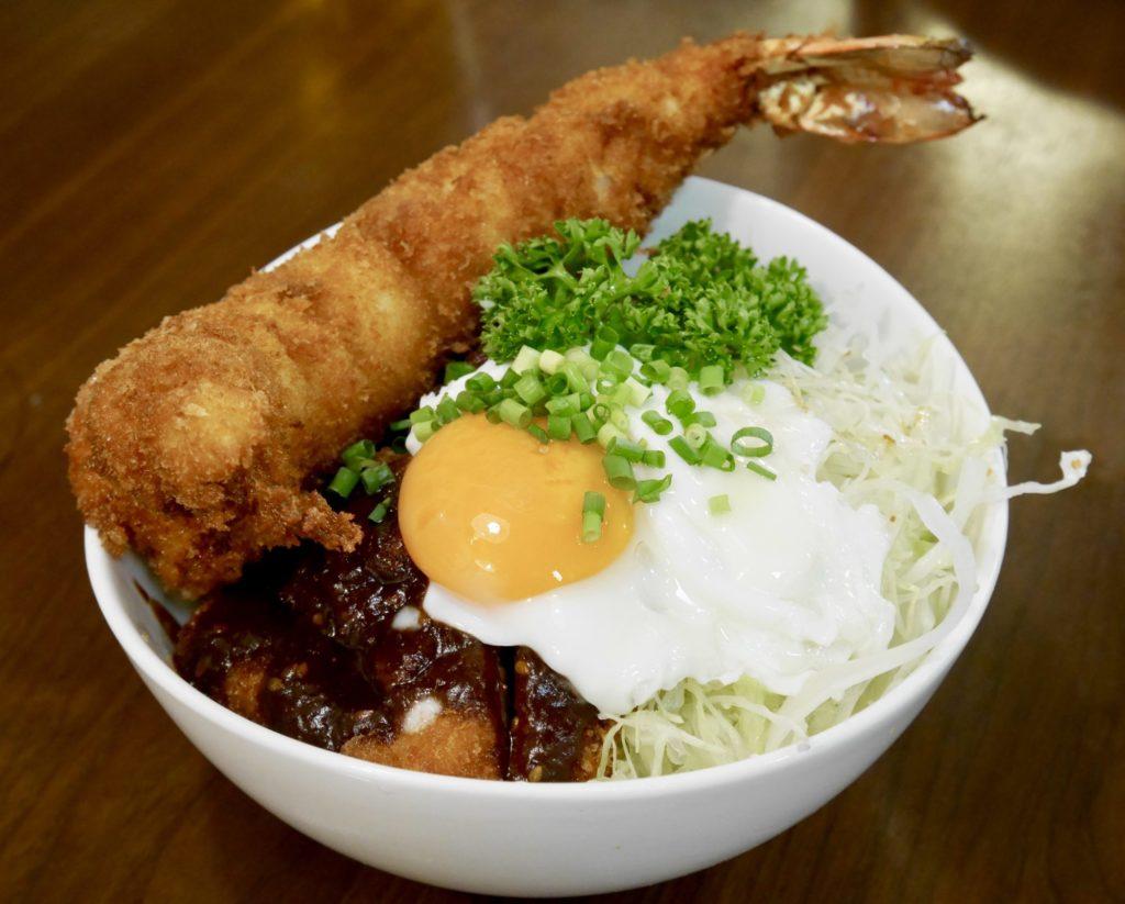 名代とんかつ八千代味清 味噌カツ丼