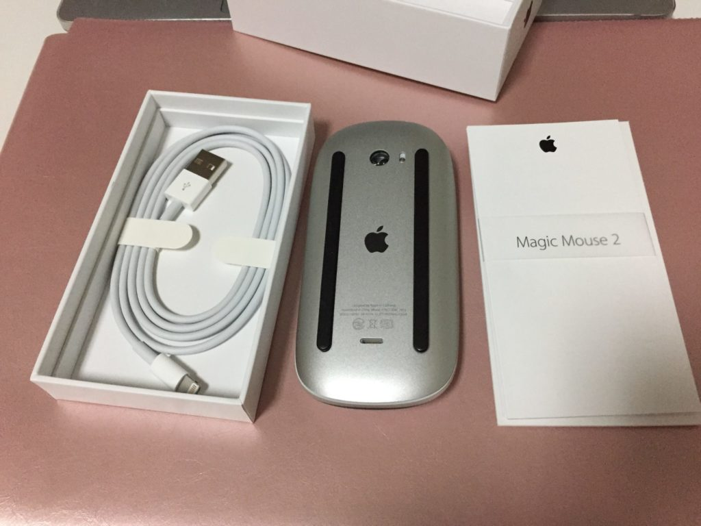 Magic Mouse2中味