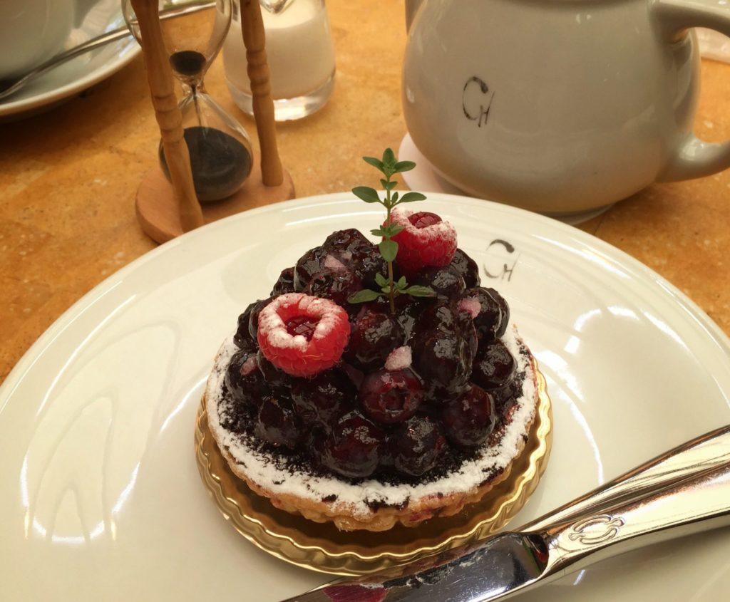 クラブハリエ ケーキ