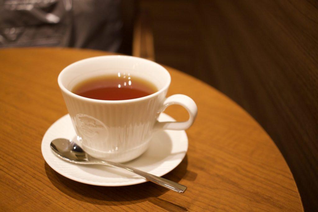 カフェドクリエ紅茶
