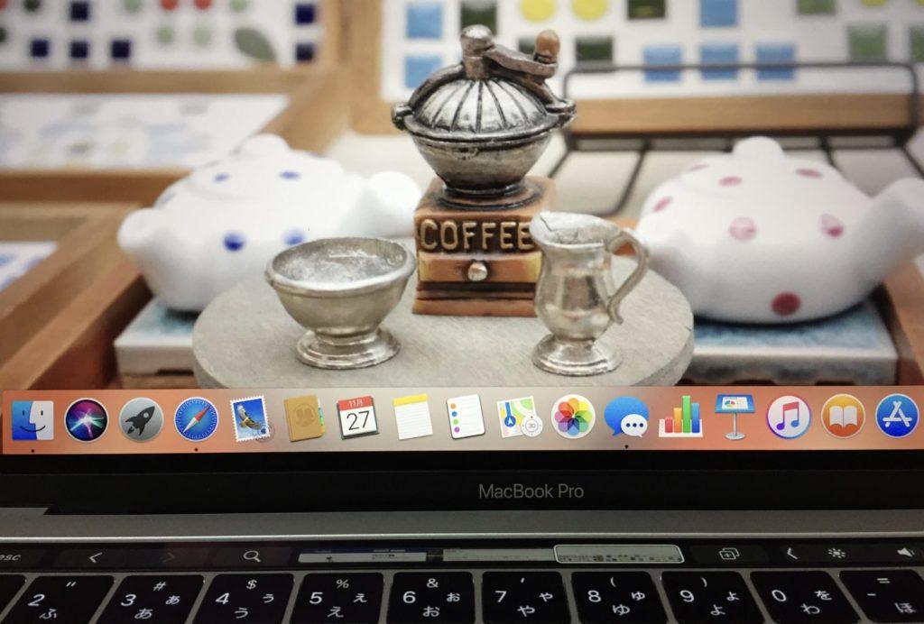 MacBook Pro画面