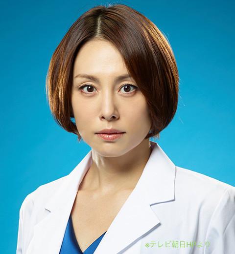 ドクターX米倉涼子さん