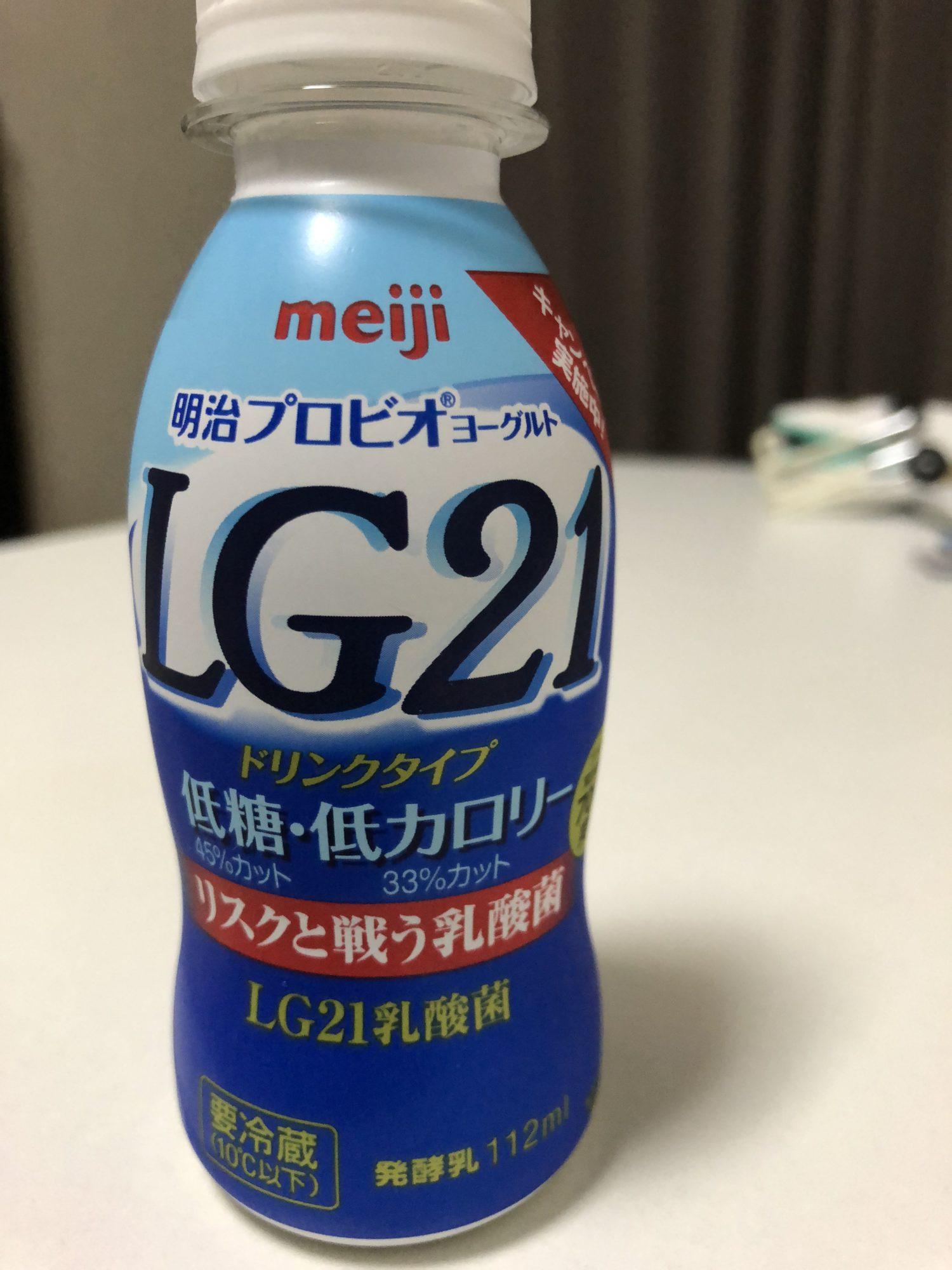 ピロリ菌、除去薬7日間飲みます!【4日目】明治プロビオヨーグルトLG 21はピロリ菌を減少させる効果あり②