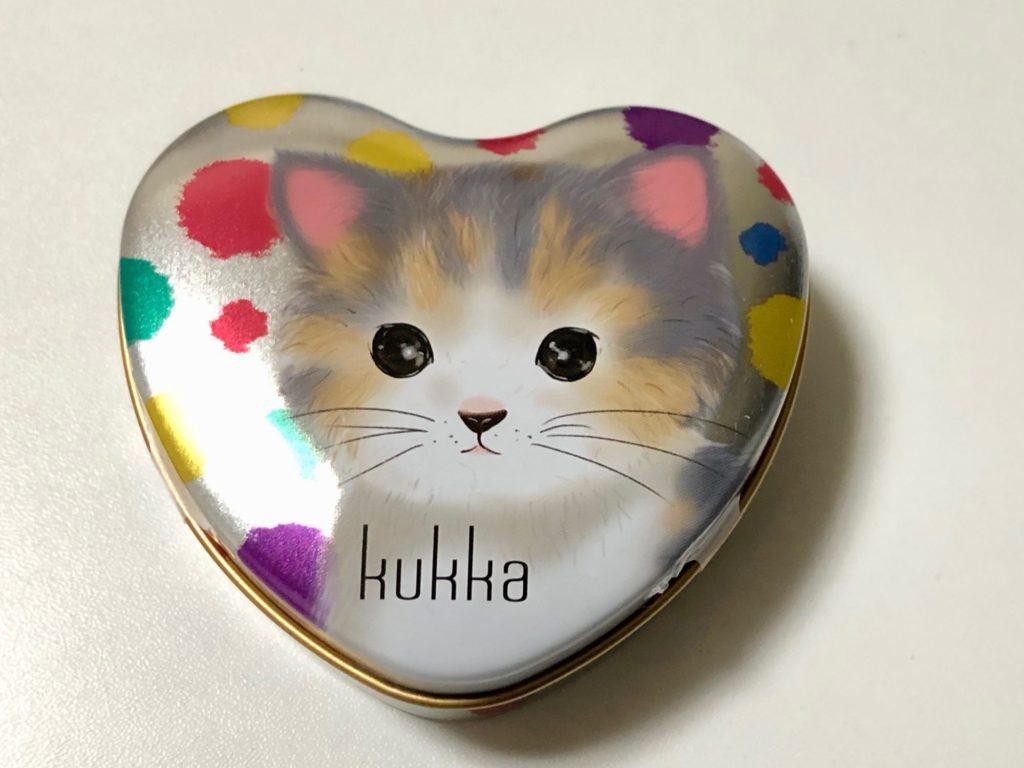 KUKKAチョコレート 猫