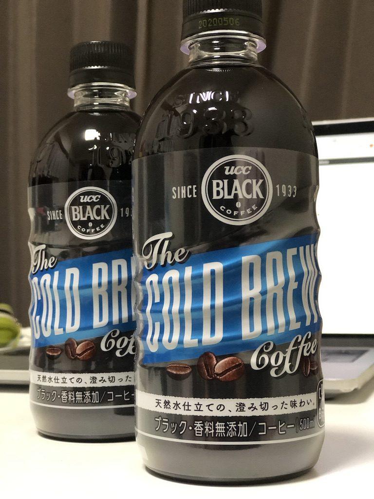 UCCコールドブリューコーヒー