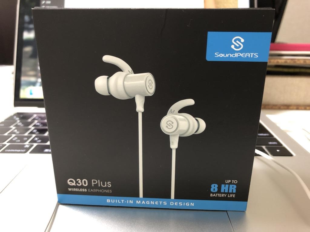 SoundPEATS(サウンドピーツ) Q30 Plus は通話に適したイヤホンだと思う